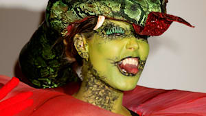 Klum's Wildest Halloween Costumes Ever Are ...