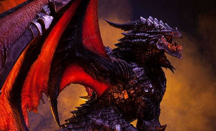 Pre-order your own Deathwing
