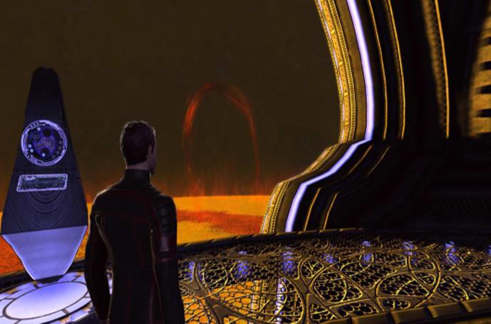 Captain's Log: Stepping between stars in Star Trek Online