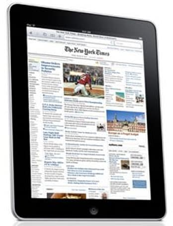 Content sales expected to bring in 30% of iPad hardware revenue