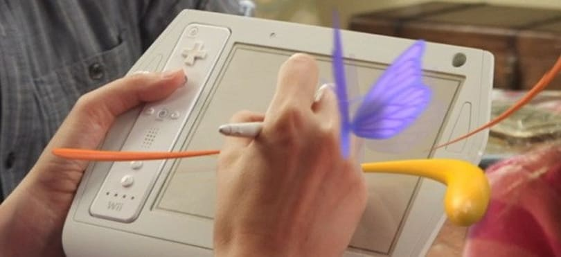 Ubisoft's Drawsome Tablet for Wii is cheaper than art lessons, probably about as fun (video)