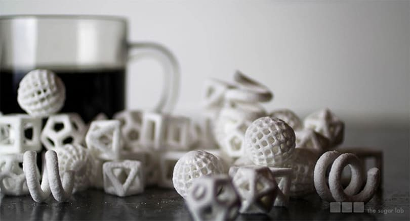 3D systems buys sugar printing firm for future breakthroughs in tooth decay