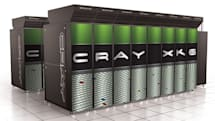Cray XK6 supercomputer smashes petaflop record, humbly calls itself a 'general-purpose' machine