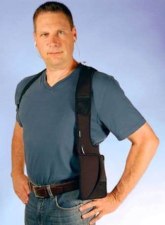 e-Volve Gadget Holster 2.0 is now the ultimate man purse