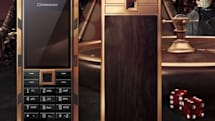 Gresso's Las Vegas Jackpot phone costs a million dollars, seriously