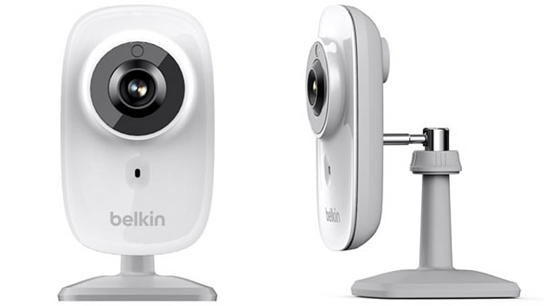 Belkin unveils the NetCam HD WiFi camera, WeMo SMART functionality in tow for $150