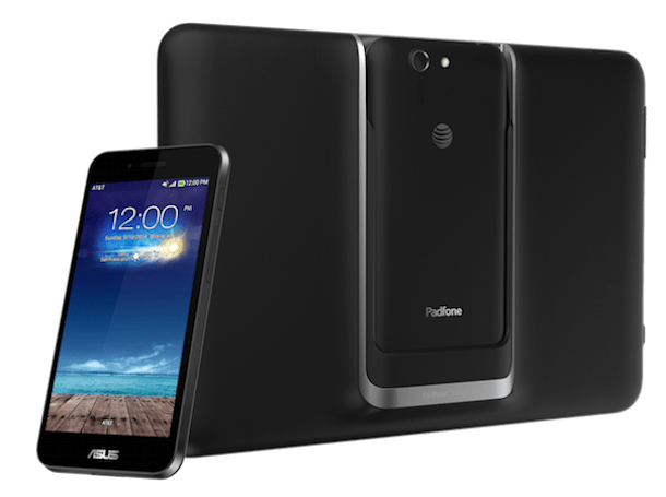 ASUS brings PadFone X to AT&T with LTE-Advanced support and Voice over LTE