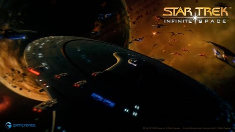 Bigpoint may co-publish Star Trek: Infinite Space