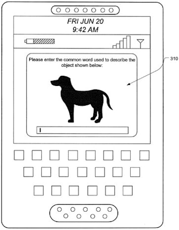 RIM patent uses motion, CAPTCHAs to stop texting while driving, shows a fine appreciation of irony