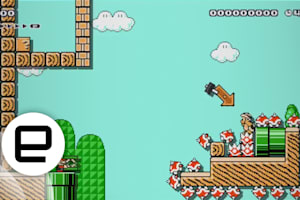 Playdate: Chilling Out in the Mushroom Kingdom