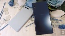 Sony Xperia XZ、Xperia X Compact 動手玩