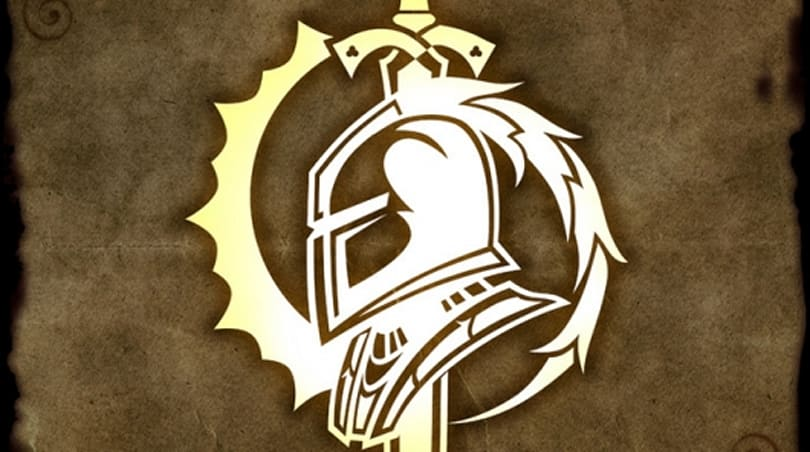 Pantheon's Crusader brings two shields to the fight