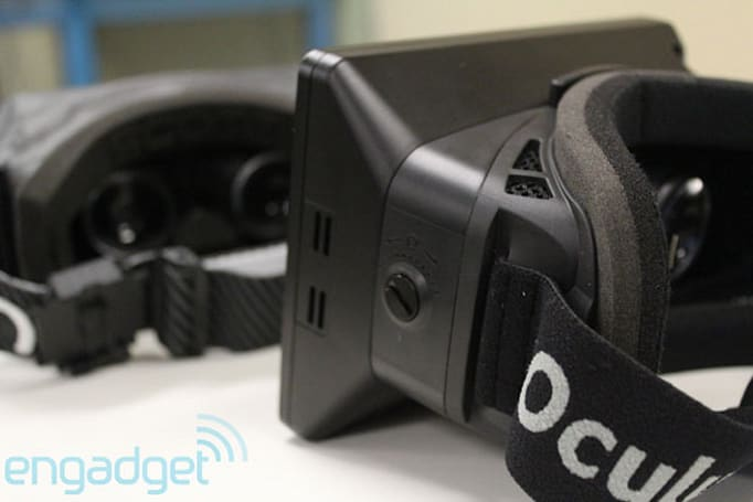 Oculus Rift could work on current and next-gen consoles