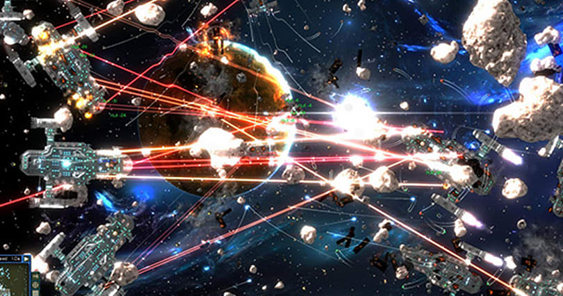 Gratuitous Space Battles 2 coming soon to PC, Mac, Linux
