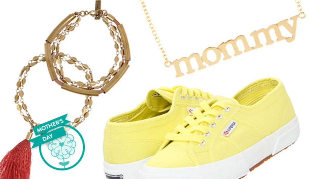 Mother's Day Gift Guide: The Trendy Mom