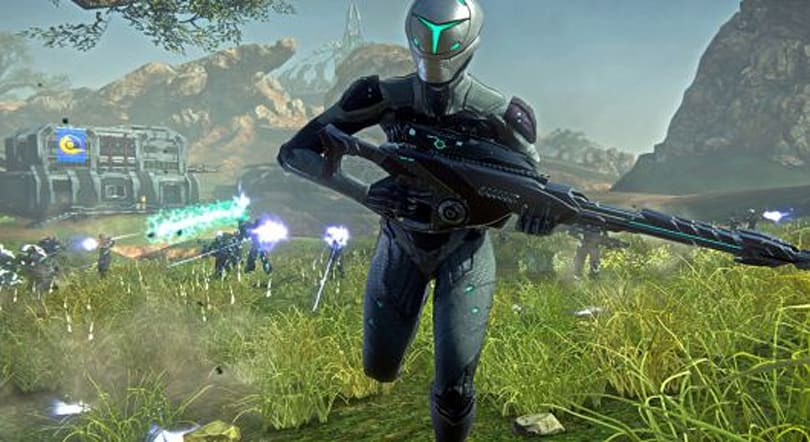 PlanetSide 2 launches Operation: Make Faster Game