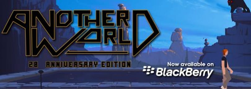 Another World: Anniversary Edition comes to BlackBerry 10