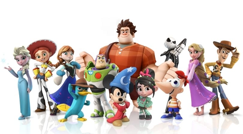 Disney Infinity to add Wreck-It Ralph, Tangled, Frozen characters