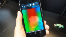 Omron MEMS thermal sensor tells you how hot your pocket is (video)