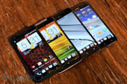 HTC Droid DNA vs. J Butterfly vs. Butterfly: fight!