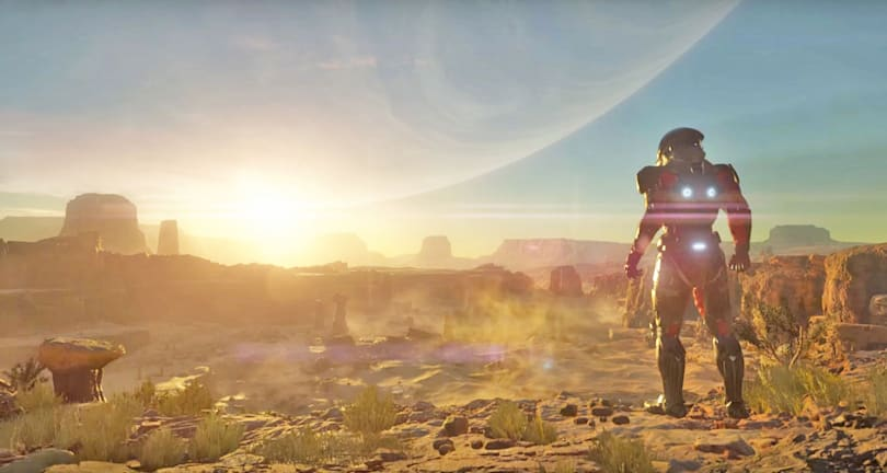 BioWare confirms 'Mass Effect: Andromeda' delayed to 2017