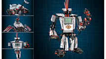 Autodesk partners with Lego to create 3D interactive Mindstorm EV3 instructions