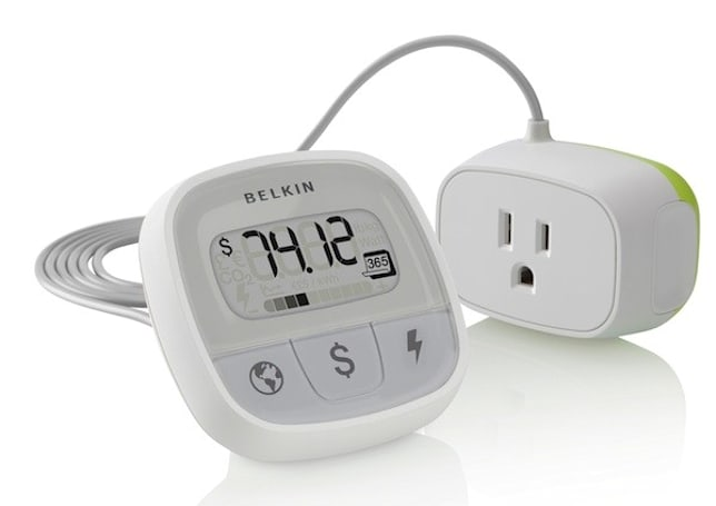 Belkin Conserve lineup will make you feel even worse about all the electricity you're wasting