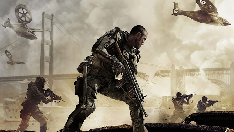 You probably bought 'Call of Duty' and 'Destiny'