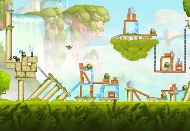 Daily iPhone App: Space out with Angry Birds Star Wars II