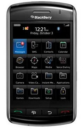 Vodafone bringing BlackBerry Storm to India