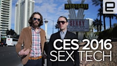 Sex is back at CES
