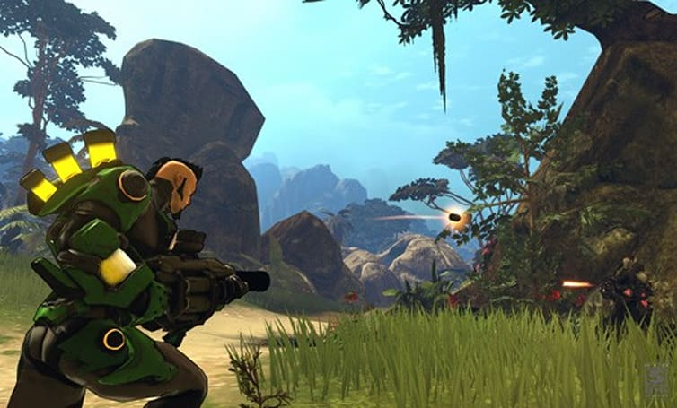 Firefall announcing next open beta, starting sale during Gamescom