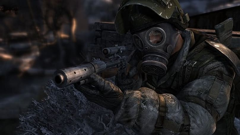 Metro 2033 only $5 on OnLive today