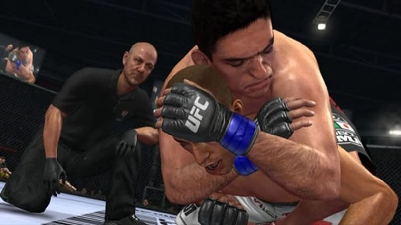 THQ revises financial outlook, UFC 2010 disappoints