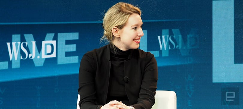 US government says Theranos lab jeopardizes patients' health