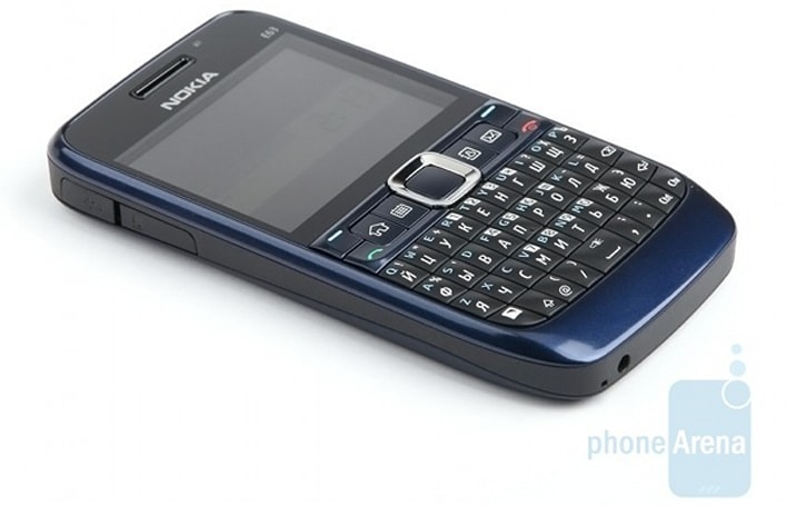 Nokia E63 gets reviewed