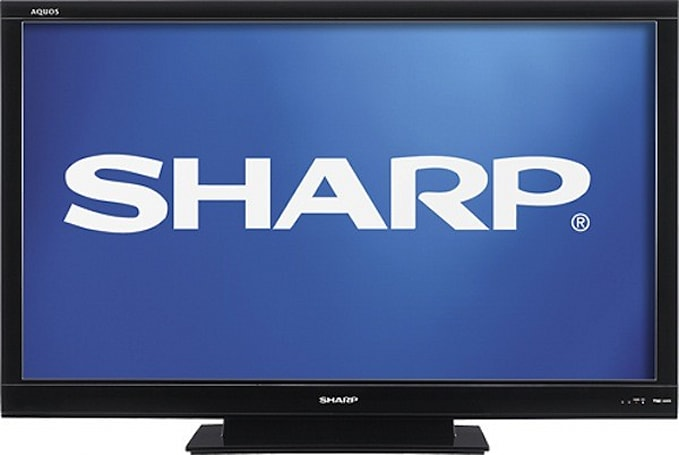Sharp nearing 1 million big-screen TV sales in North America, expanding global market