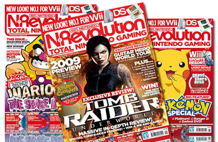 Nintendo's move 'away from the hardcore' cited in N-Revolution mag's closure