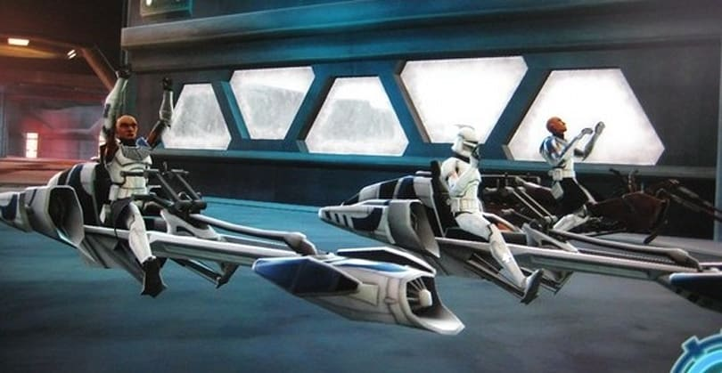 E3 2010: Hands-on with Clone Wars Adventures
