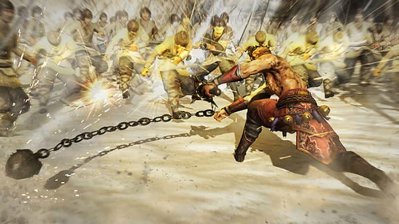Report: Capcom aims patent infringment suit at Koei Tecmo