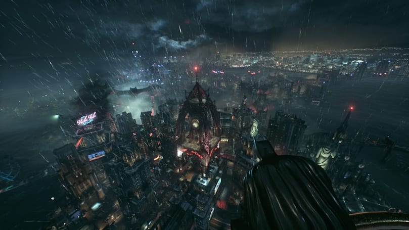 'Batman: Arkham Knight' never feels too big to play