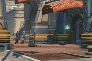 Star Wars The Old Republic - Makeb Flythrough