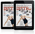 Distro Issue 70 arrives with a look at wearable computing and the history behind Google Glass