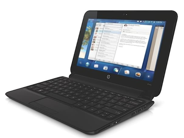 Evidence of webOS netbook and keyboard-less phone pop up in developer logs