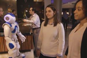 Hilton's Robotic Concierge Powered by IBM Watson