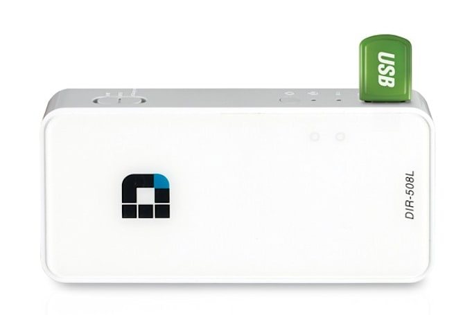 D-Link releases the $120 SharePort Go II pocket router / hotspot with added SD card reader