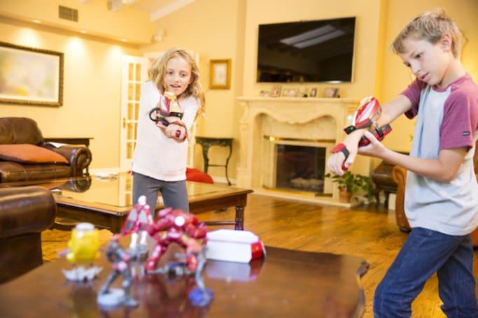 Disney's smart toys combine Avengers, sensors and imagination
