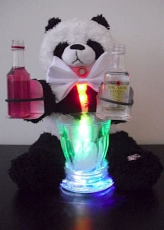 SOBEaR the robot panda bartender thinks you've had one too many