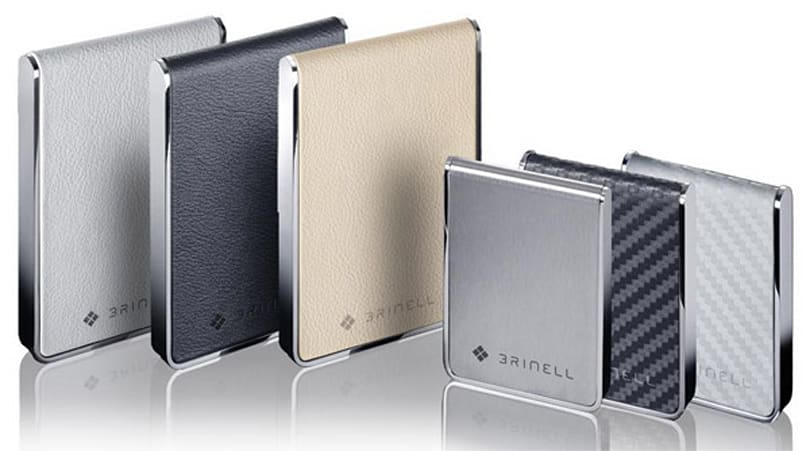 Brinell Purestorage external hard drives are all kinds of classy