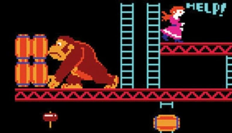 Nintendo files to trademark 'It's on like Donkey Kong' catchphrase